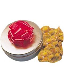 Gift Tin Almond Brittle - 16 oz. Only Available at Christmas