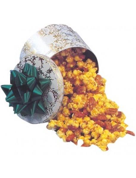 Gift Tin Almond Pecan Corn 16 oz.