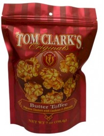 Butter Toffee Clusters  - 7 oz.