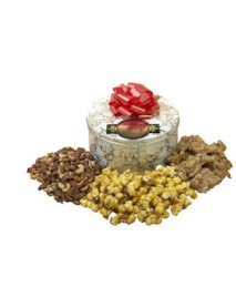 Gift Tin Combination Canister - 48 oz.