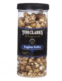English Toffee Clusters - 20 oz.