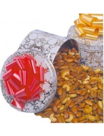 Gift Tin Mixed Salted Nuts - 2 lb.